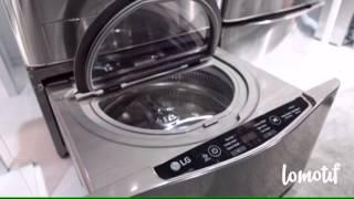 Альянс сервис. Обзор стиральной машины LG Twin Wash Systems