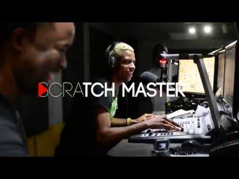 Dj Scratch Master Tearing It Up On Slam 101.1 Fm !!!