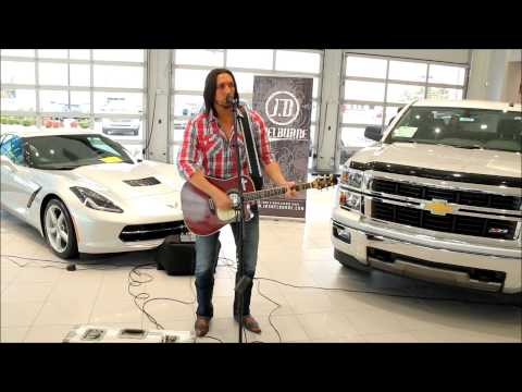 Ask the Chevy Dude: JD Shelburne singing Paper Angels Bachman Chevrolet