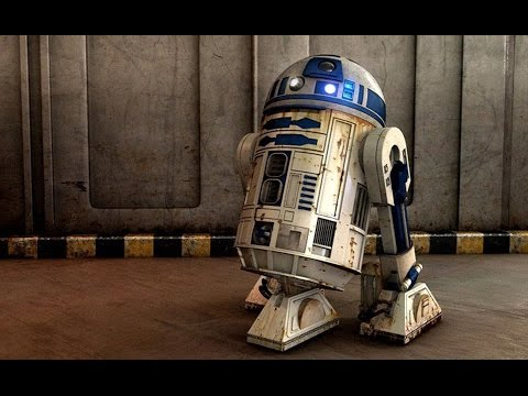 Star Wars R2D2 - Ringtone