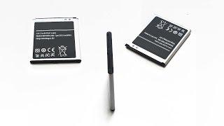 Аккумулятор Samsung Galaxy S4 (Тест)