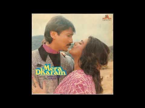 Kishore and Asha_Jaanam Jaanam (Mera Dharam; Bappi Lahiri, Hasan Kamaal; 1985)