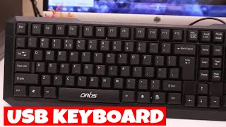 Artis K10 USB Keyboard Unboxing and First Look | Hindi | Gadgets Technical