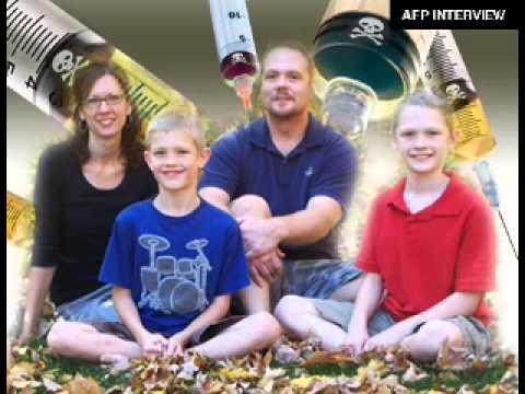 Parents Battle Feds Over Child's Health