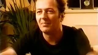 The Clash Joe Strummer Musikbyrån Swedish TV 3 may 2000