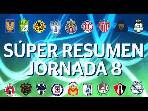 Resumen GOLES Jornada 5 ⚽️ Liga MX Apertura 2019 Futbol Agosto 19 from YouTube · Duration:  13 minutes 29 seconds