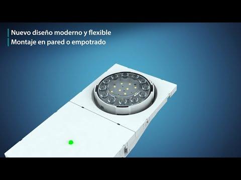 BeamTech: iluminación de emergencia de 360° (versión corta)