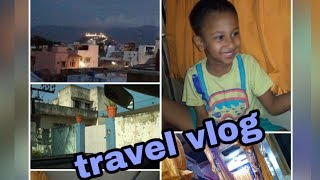Travelling vlog/Palani my home town/travelling in Tranz king travels