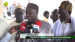 Rénovation du Secteur du Transport dans la Ville Sainte de Touba: Défit du président Idrissa Ka
