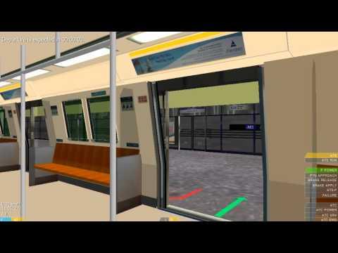 [openBVE] SMRT Airport Express Line...