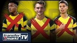 BVB mit größtem Kader der Liga: Wer muss Dortmund noch verlassen? | TRANSFERMARKT