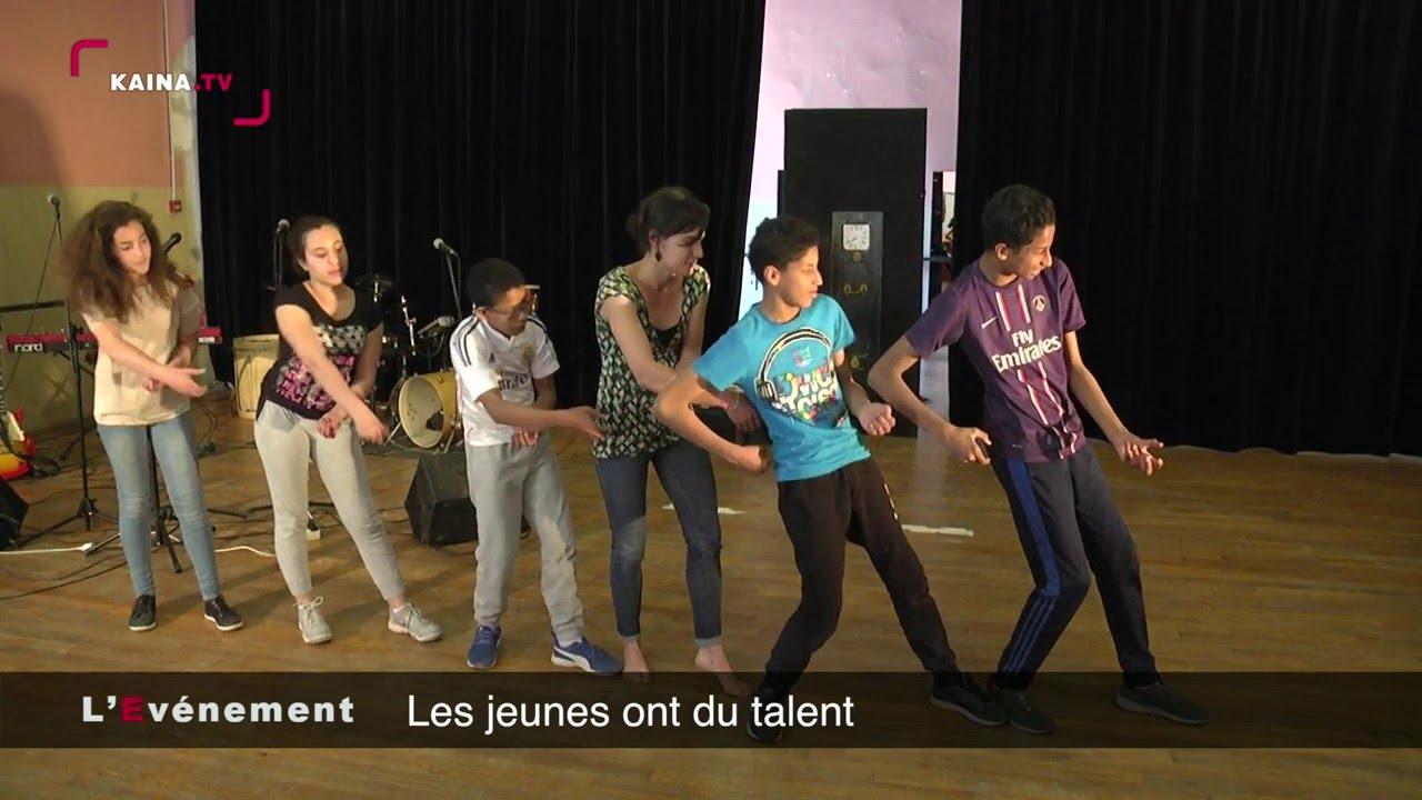 La Paillade : les jeunes ont du talent