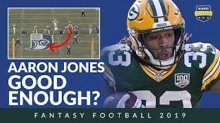Is Aaron Jones A Complete Enough RB To Dominate In Fantasy Football 2019?