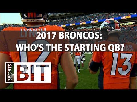 Deep Dive on 2017 Denver Broncos   Sports BIT   NFL Picks