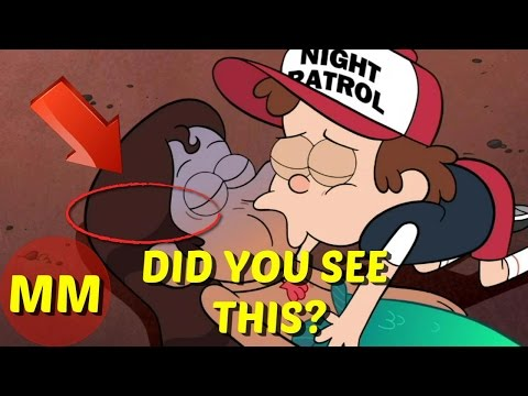 Gravity Falls The Deep End Mistakes You Didn't Notice Fin