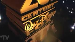 20th Century Walt Disney Fox intro (2000-2004)