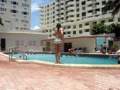 swimming pool scene youtube