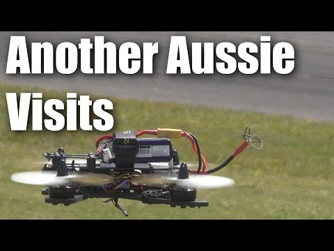 Another Aussie comes to NZ to make an earthquake