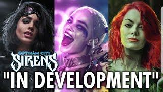 """GOTHAM CITY SIRENS Allegedly """"In Development"""" With Margot Robbie & James Gunn"""