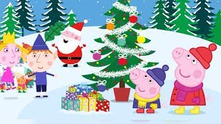 Ben and Holly Peppa Pig Christmas Music For Kids Christmas Songs