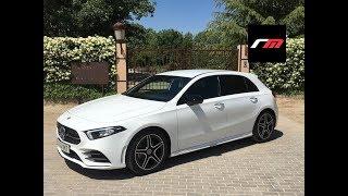 Mercedes-Benz Clase A 2018 - Contacto - revistadelmotor.es