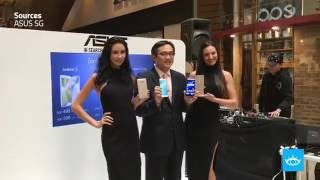 Asus Singapore - ZenFone 3 Launch Highlights