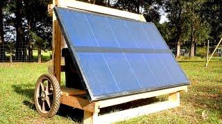 DIY 1500 Watt Solar Generator