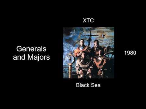 XTC - Generals and Majors - Black Sea [1980]