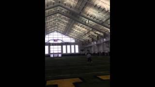 Kenny Allen University of Michigan punter