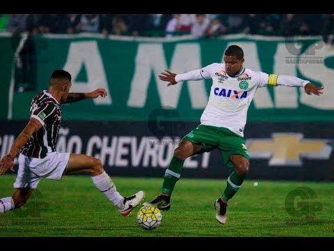 Chapecoense 0 x 0 Fluminense - MELHORES MOMENTOS - Campeonato Brasileiro - 04/06/2016