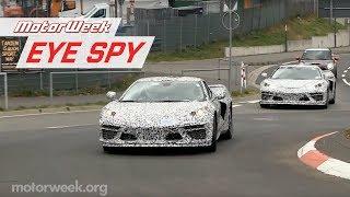 Eye Spy: 2020 Mid-Engine Corvette