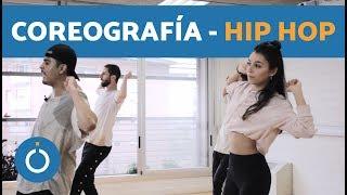 Coreografía de HIP HOP paso a paso - Nivel INTERMEDIO
