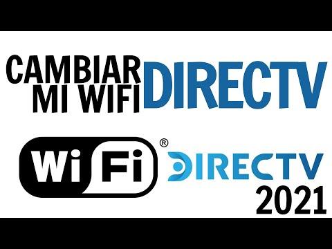 TUTORIAL| ¿CÓMO CAMBIAR LA CLAVE WIFI DEL INTERNET DIRECTV? (COLOMBIA)