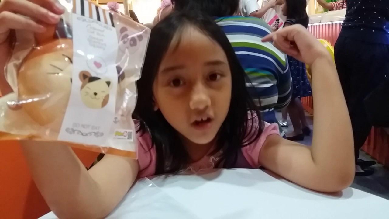 Squishy Inc Pim : Syandi Dan Squishy PuniMaru - YouTube