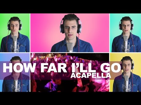 Alessia Cara - How Far I'll Go - Acapella...