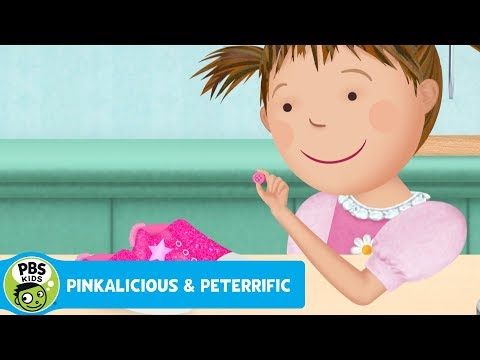 PINKALICIOUS & PETERRIFIC | New Shoes for Pinkalicious | PBS KIDS