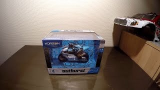 (Unboxing) Micro moto  ECX Outburst 1/14 RTR brushed