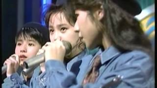 4th Single. 永作博美 松野有里巳 佐藤愛子.
