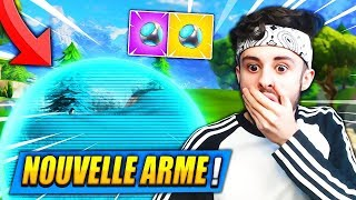 THE NEW ARME -FORT OF POCHE - I'm SHOCKED on FORTNITE: Battle Royale!! (CHEAT)