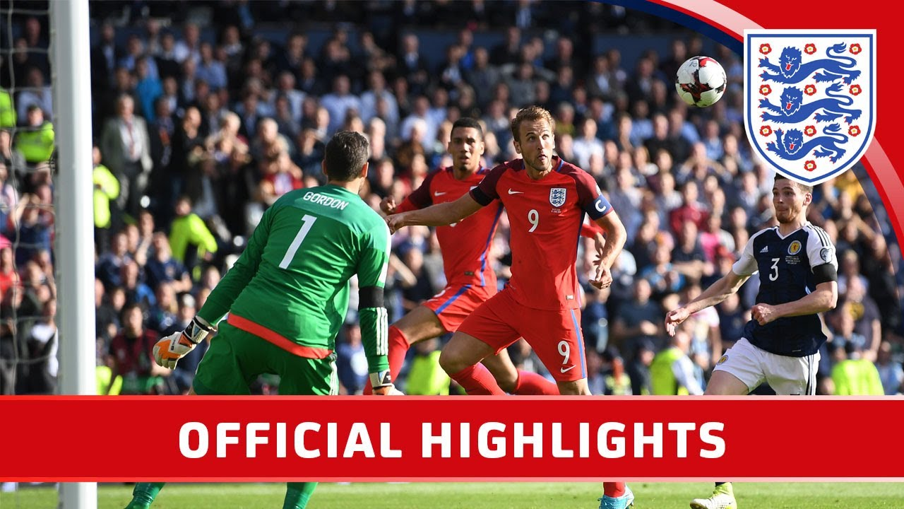 Scotland 2 England 2018 World Cup Qualifier Official Highlights