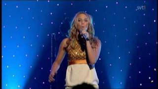 Agnes-on and on(live lilla melodifestivalen 2008)