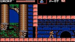 Castlevania - Second quest run - Stage 4: Simon