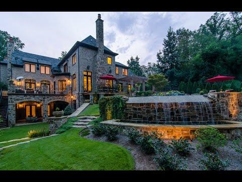 Luxury Estate Home in Atlanta's Chastain Park