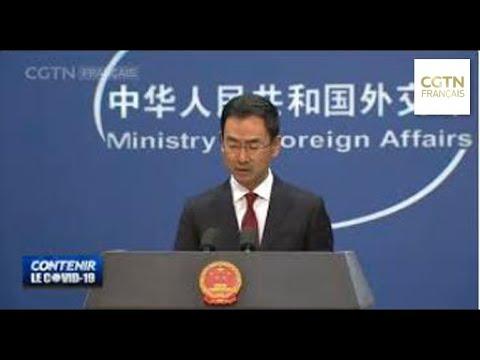 COVID-19: la Chine augmenterait de 30 millions ses contributions à l'OMS
