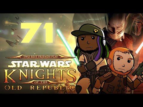 Best Friends Play Star Wars: KOTOR (Part 71)