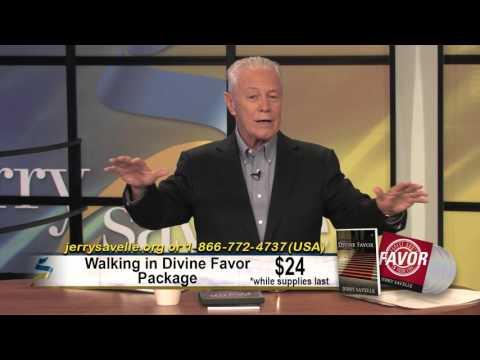 Walking In Divine Favor #3
