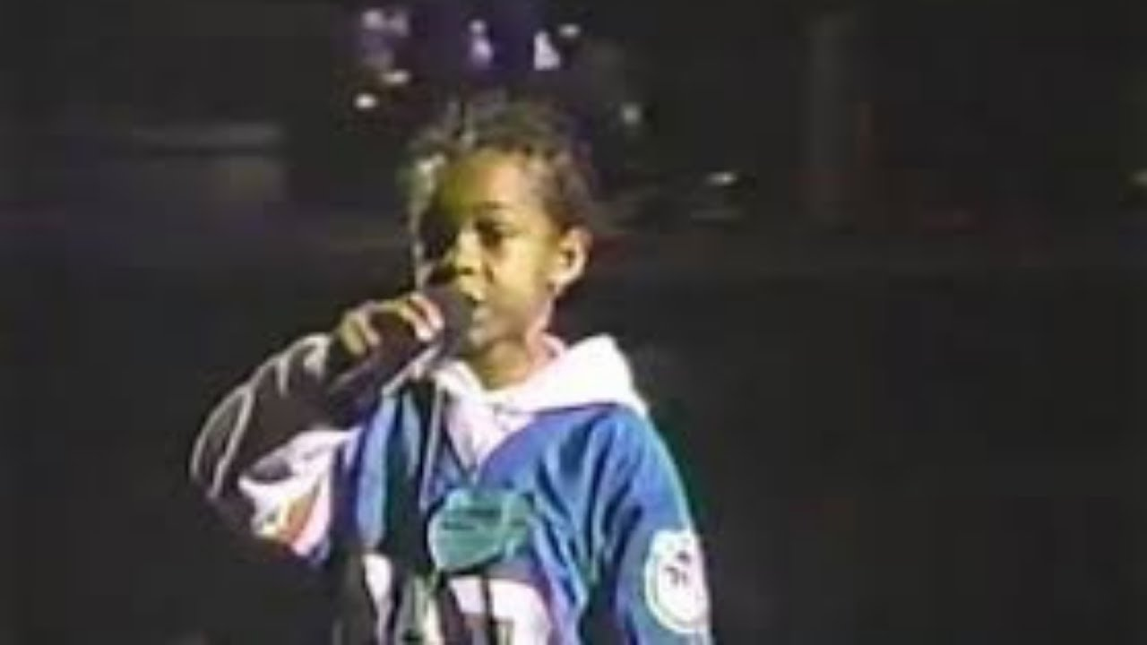 Lil' Bow Wow - Arsenio Hall Show 1993