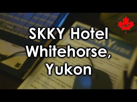 Skky Hotel, Whitehorse, Yukon, Canada
