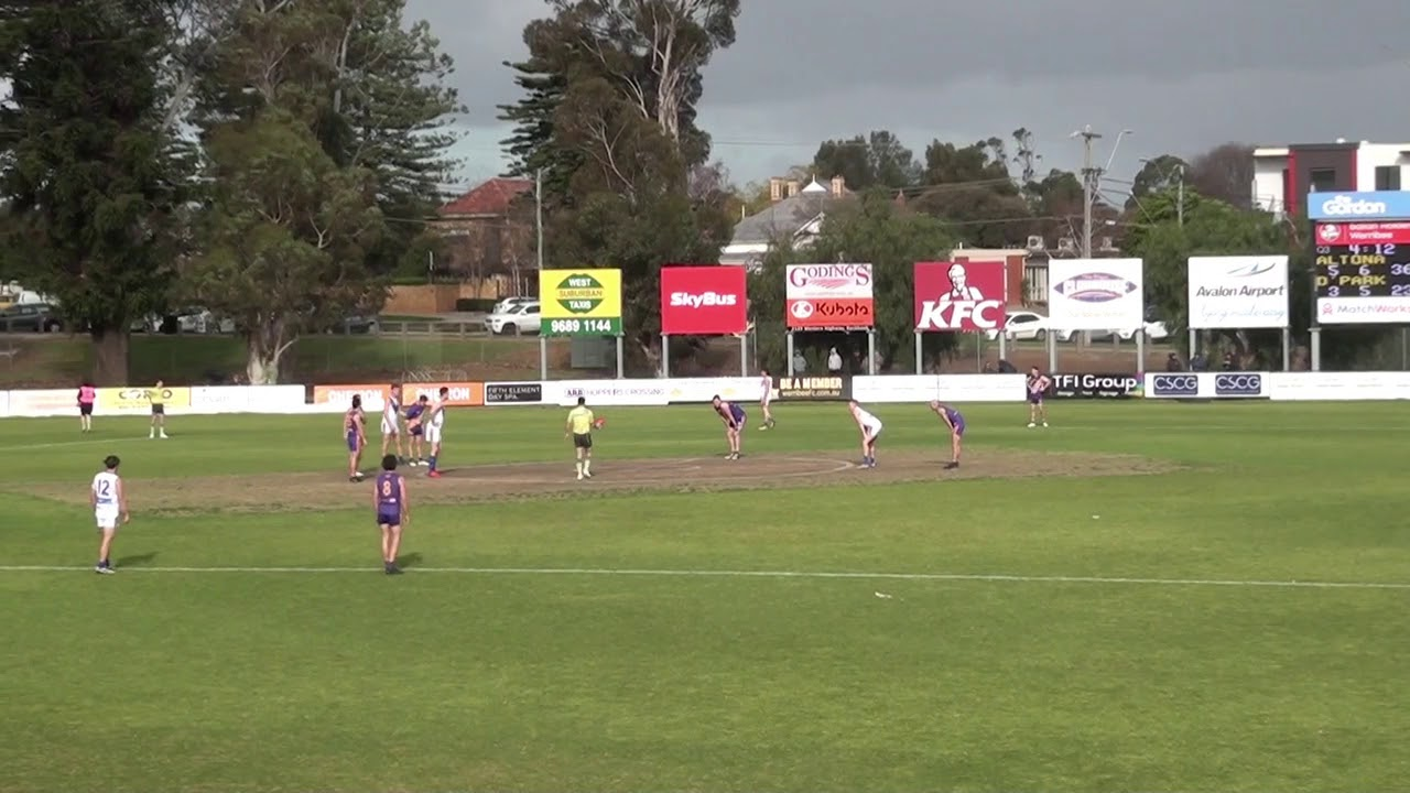 Semi Final 2 - Centre Bounces