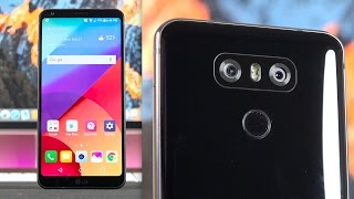 LG G6: Feature Overview